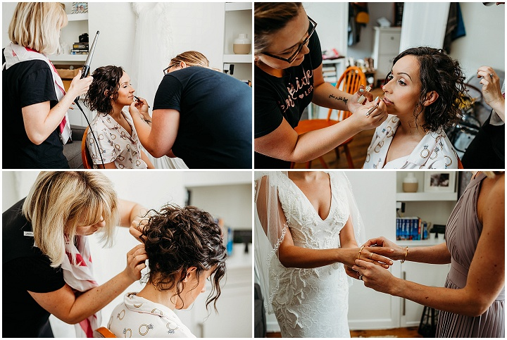 Jane and Pete's Homespun Eco-Friendly Welsh Wedding by When Charlie Met Hannah