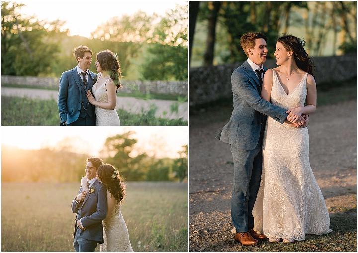 Stephanie and Neil's Simple and Rustic West Sussex Barn Wedding by Murray Clarke
