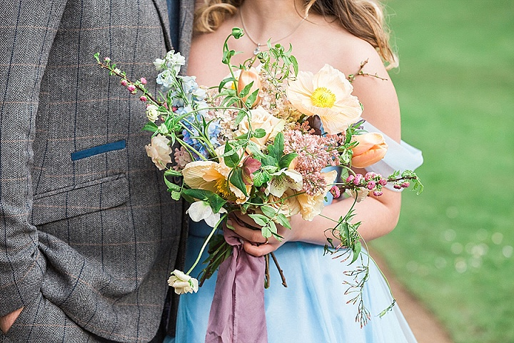 'Shades of Wuthering Heights' A Modern Love Story Wedding Inspiration