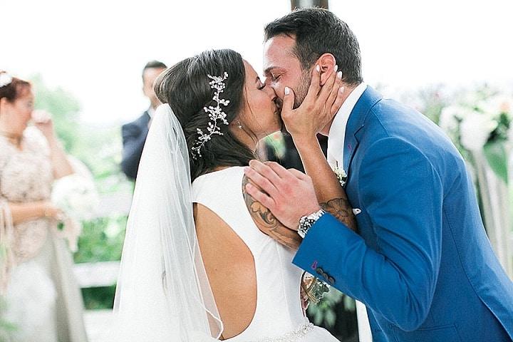 Jasmine and Suvad's Shabby Chic Pretty Pastel Wedding in Austria