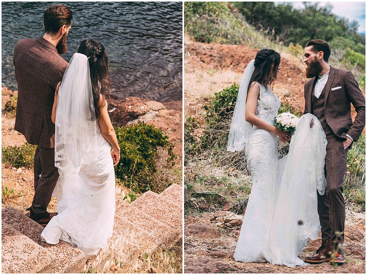 Steven and Yosra's South of France Weddingby Studio Balzac