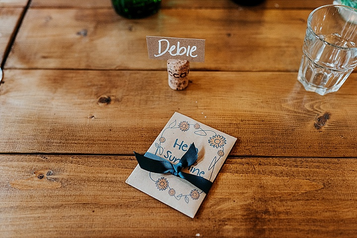 Sally and George's Gin Themed Industrial Bristol Wedding by Ryan Goold Photography