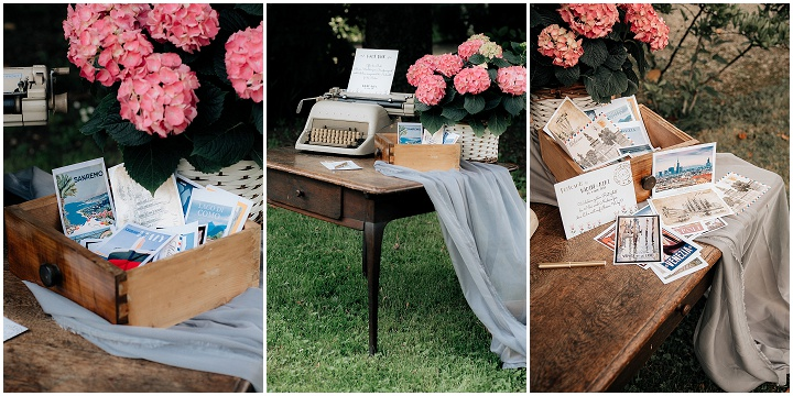 Nickolas and Nadine's 'Party On The Lawn' A Beautiful, Italian Garden Party Wedding by Chapeau Eventi