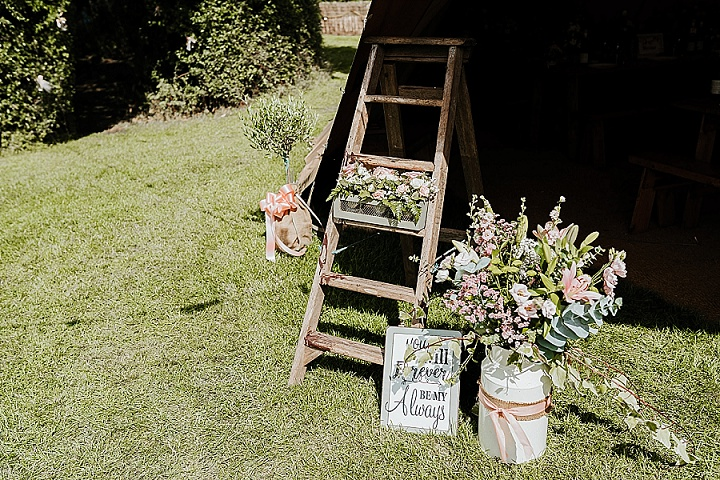 Bregeta and Tom's Festival Style Outdoor Somerset Knees Up by Ryan Goold Photography