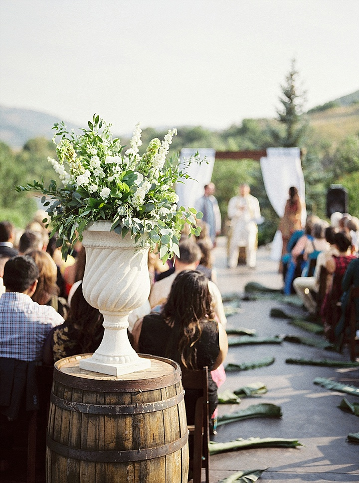 Anjali and Galen's Indian and WesternFusion Wedding in Utah by Kate Olson Photo
