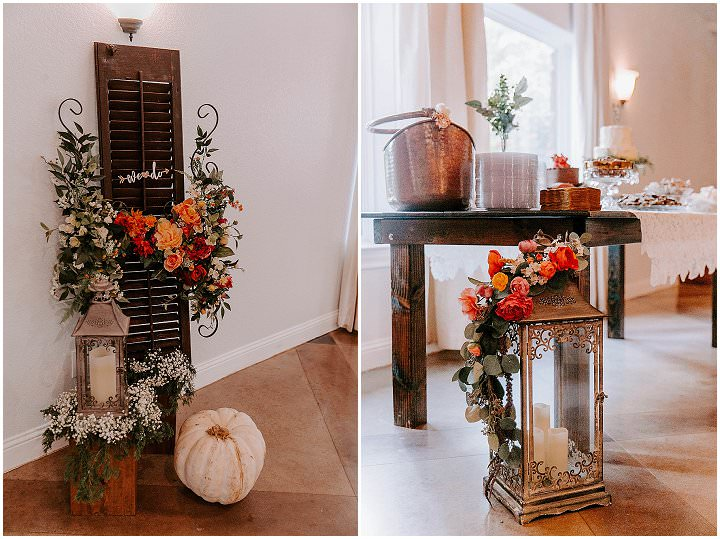 Ideas and Inspiration: Whimsical Fall Wedding Inspiration