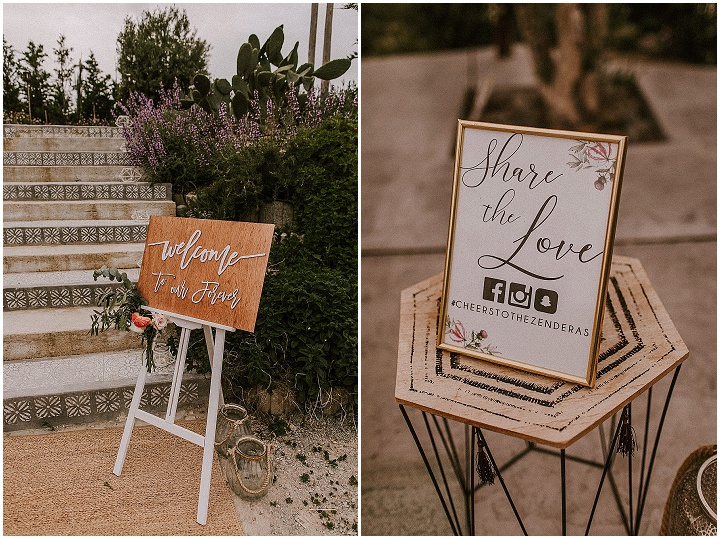 Jill and Yamurai's 'Rustic Elegance With a Boho Twist' Wedding in Cyprus by Karina Leonenko Photography