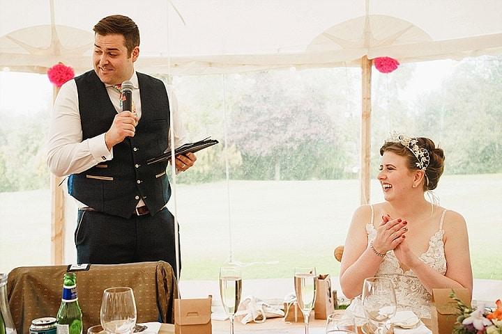 Cherisseand Jack's 'Somewhere Over The Rainbow' DIY York Wedding by Ste Walker Photography