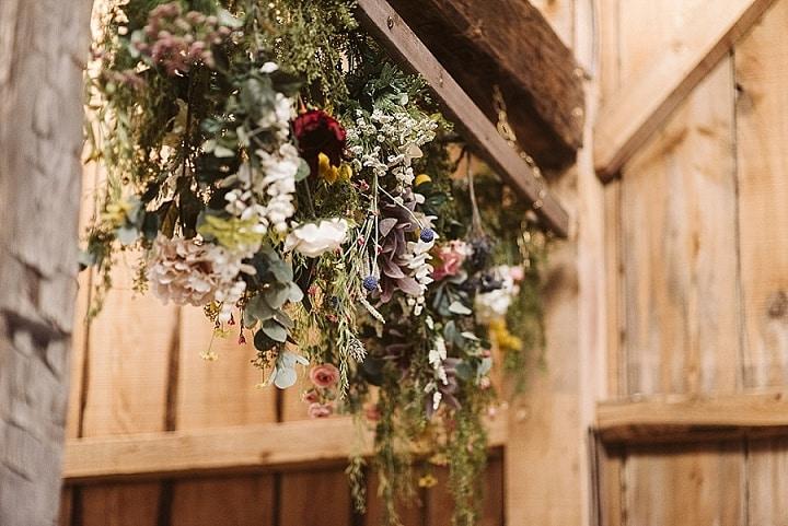 Mandi and Jeremiah's Rustic Elegant Michigan Barn Wedding by Jean Smith Photography