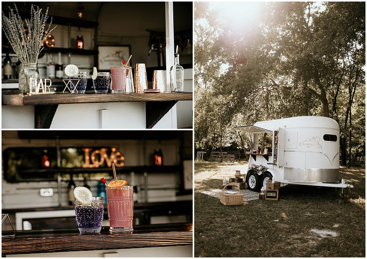 'Simply Country With a Bohemian Twist' Florida Ranch Wedding Inspiration