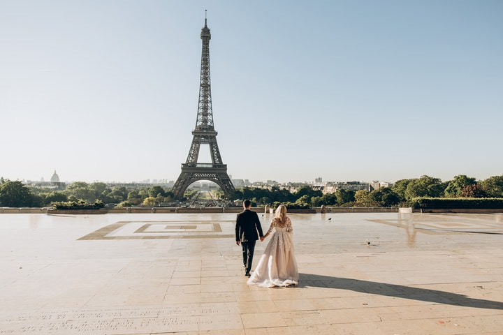 Ideas For Shooting a Wedding Video in France