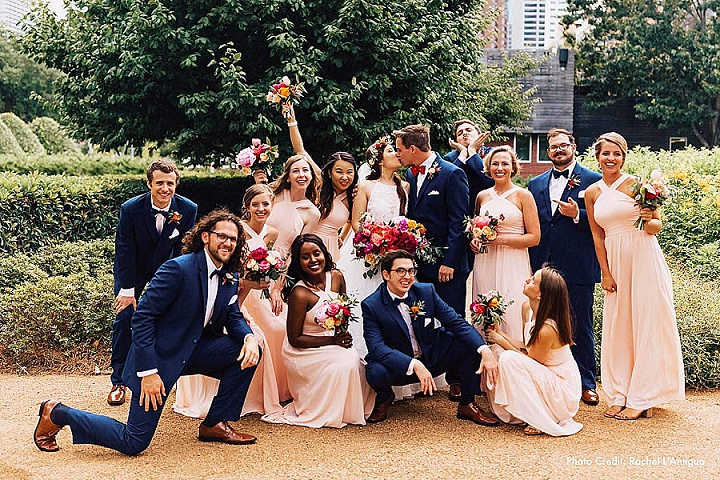 "Boho Loves: Our Wedding Party - Make The ""Intros Before The I Do's"""