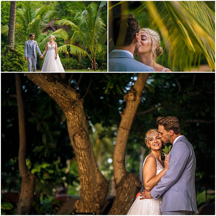 Ash and Arran's Stunning Intimate ThailandWedding in a Cave by Dan Morris