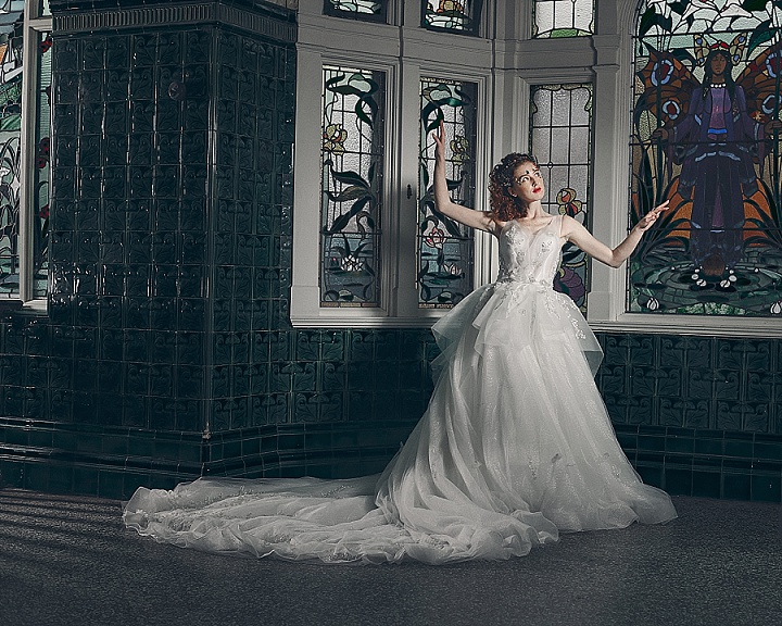Bridal Style: Lâme Cœur Paris - Celebrating Modern-Day Heroines With The 'Ever After' Collection of Wedding Dresses