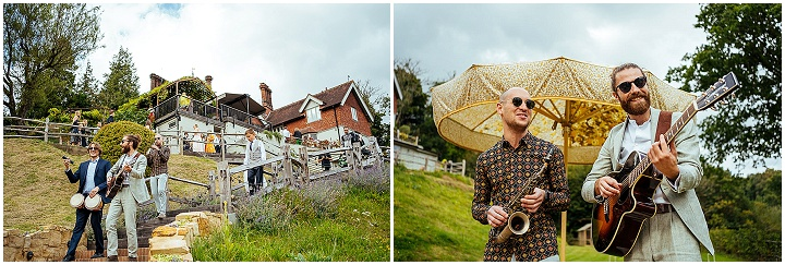 Adam and Victoria's 'Country Chic' Rustic Marquee Wedding in Kent by Matthew Scott Photography