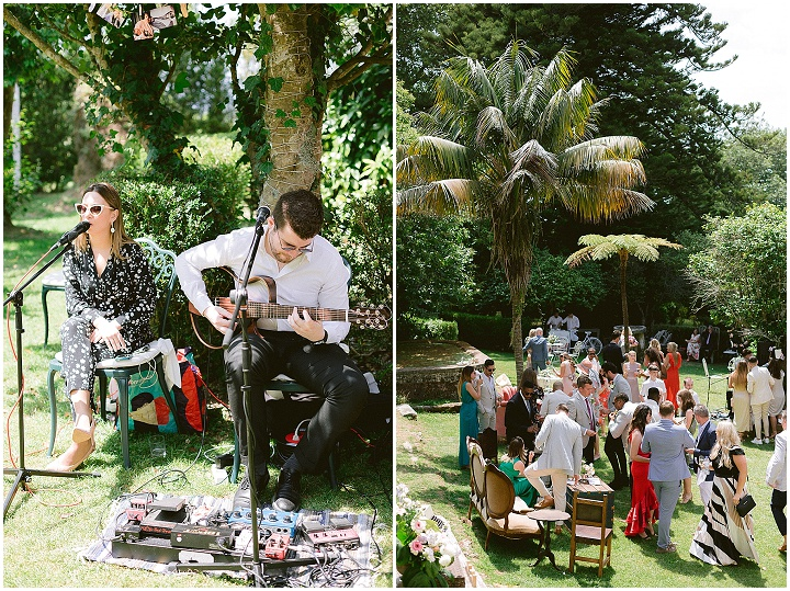 Natasha and William's 'Formal Bohemian' Sun Filled Wedding in Portugal by Portugal Wedding Photographer