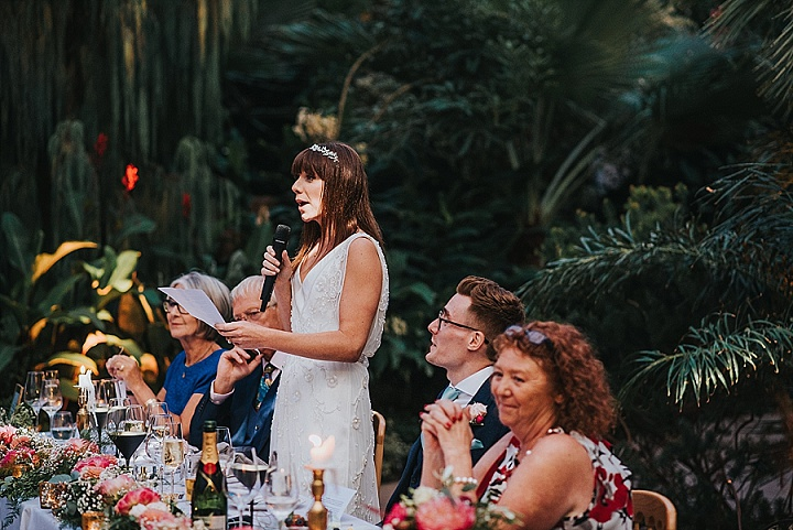 Gemma and Ed's Tropical Glasshouse Wedding in Surrey by This and That Photography