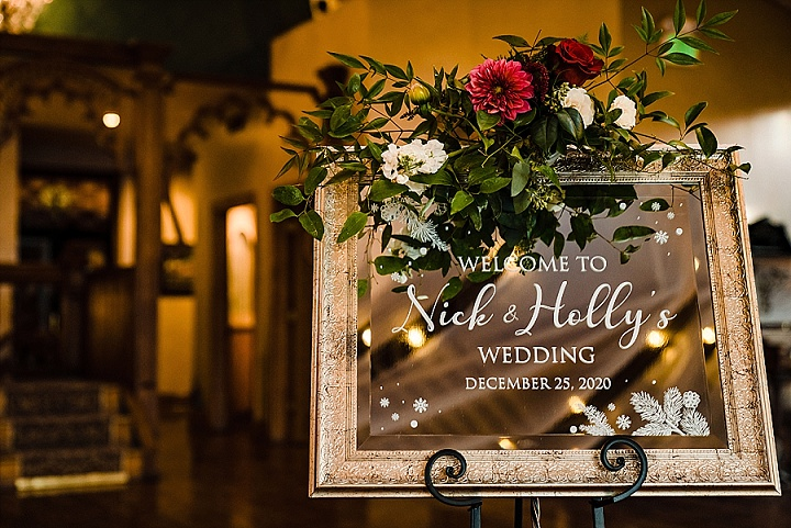 'Holly's Christmas Wish' A Very Merry Christmas Styled Shoot