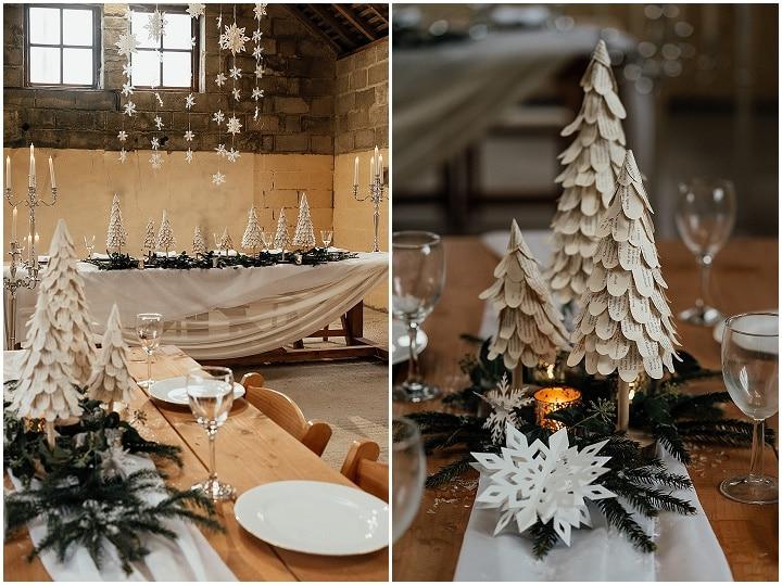 'Nordic Christmas' Magical Scandinavian Christmas Wedding Inspiration