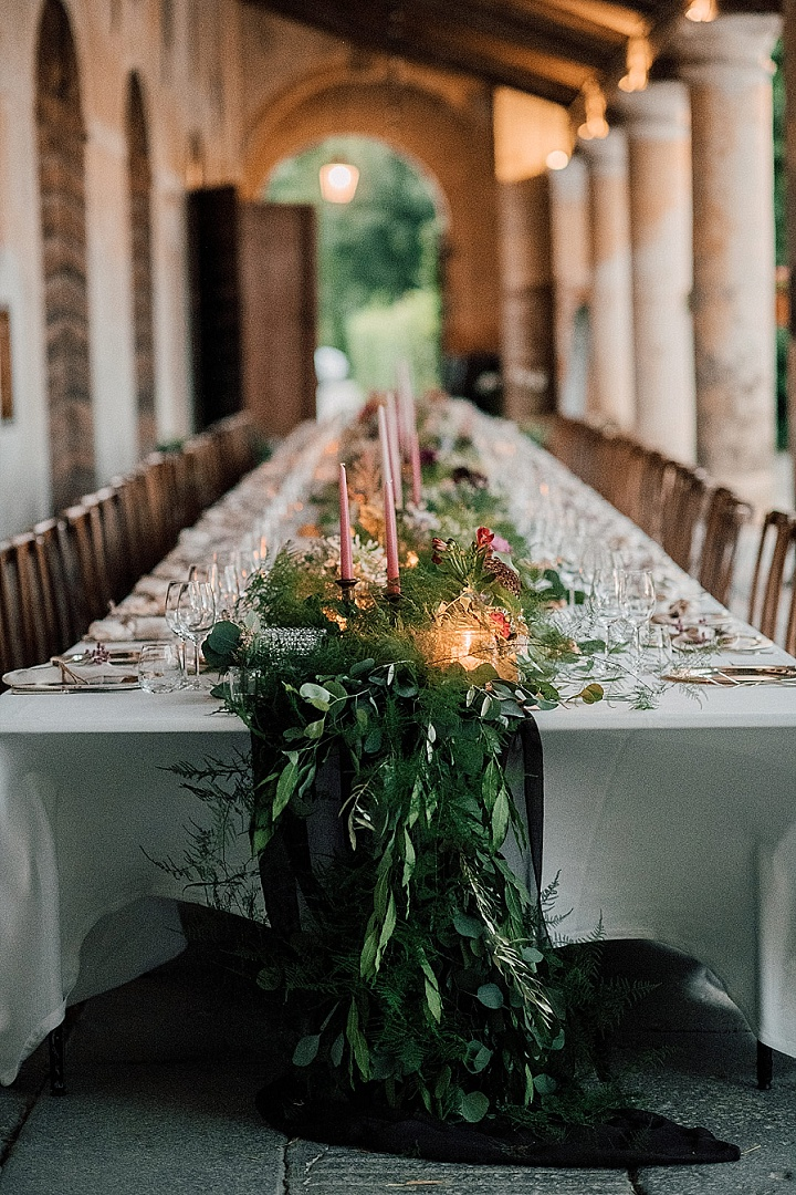 Andrea and Ilaria's 'Enchanted Fairy Tale' Outdoor Wedding in Italy by Serena Genovese