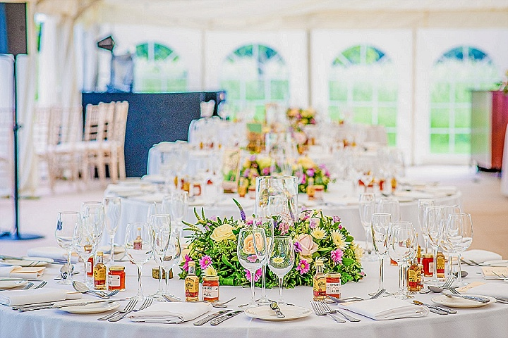 Chloe and Alec's 'Love, Laughter and Music' Festival Wedding at Home by Damien Vickers Photography