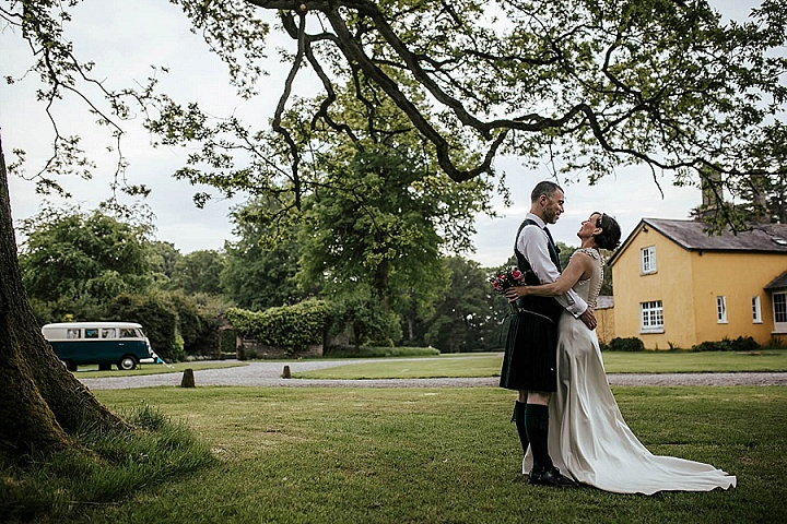 Sinead and Drew'sColourful Outdoor Wedding in The Irish Countryside by Olga Hogan Photography
