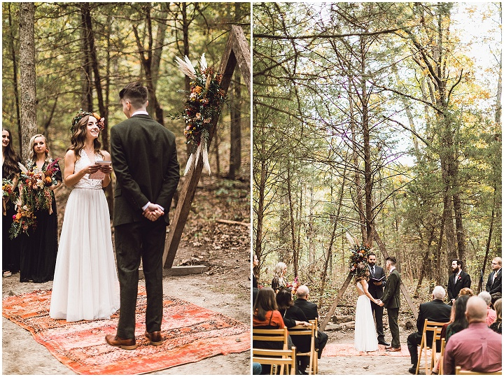 Haiden and Joshua's Whimsical and Colourful Outdoor Wedding by Hannah Arnzen Photography