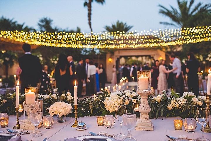 Laura and David's Super Glam Dubai Wedding by Babb Photo