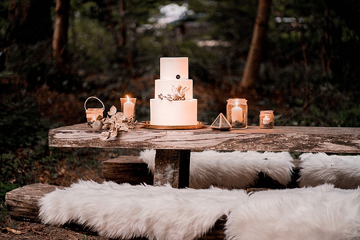 Eva and Michel's 'Colours of The Forest' Intimate, Romantic and Magical Forest Wedding in Switzerlandby Yvo Greutert