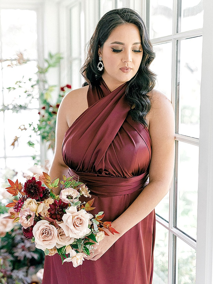 Revelry's New Satin Bridesmaid Collection
