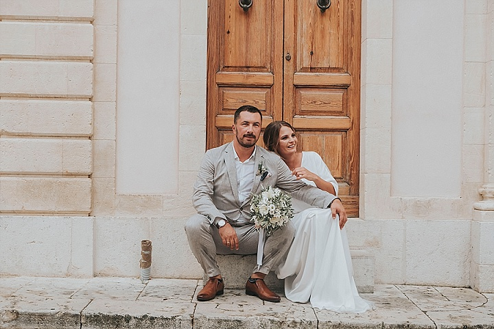 Natalia and Roger's Stress Free Micro Wedding in Sicily by Dazzled Events