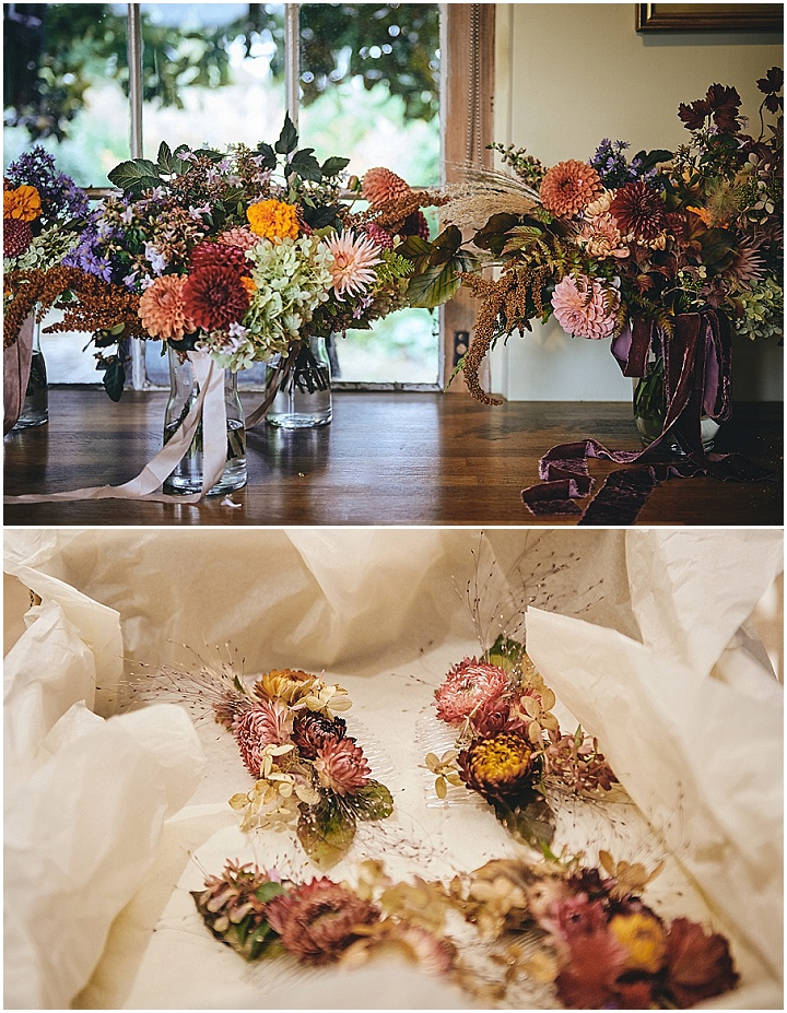 Sarah and Owen's Eco-friendly, Locally Sourced, Autumn Wedding by Bethany Lloyd-Clarke Photography