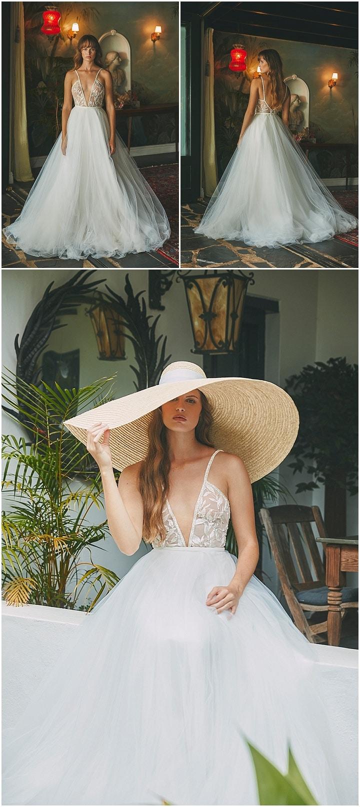 Bridal Style: Anna Georgina's Enchanting Romance Collection - Sensual, Powerfully and Undeniably Feminine.