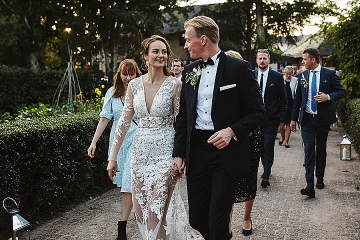 Magdalena and Frank's 'Rustic Bohemian' Outdoor Wedding in the Netherlands