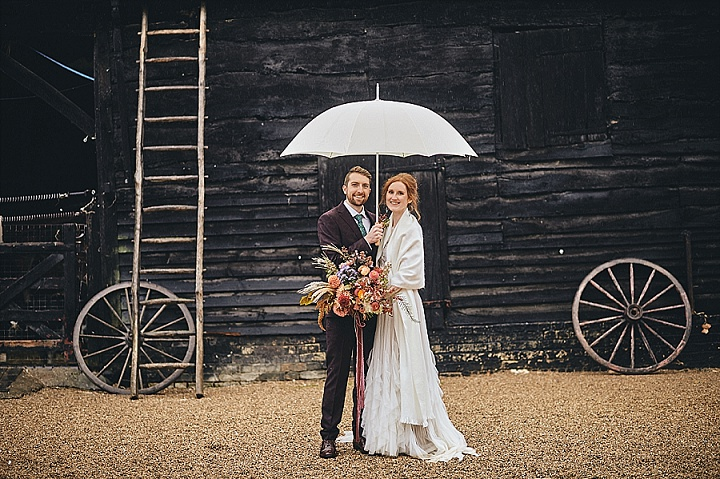 Sarah and Owen's Eco-friendly, Locally Sourced, Autumn Wedding by Bethany Lloyd-Clarke Photography