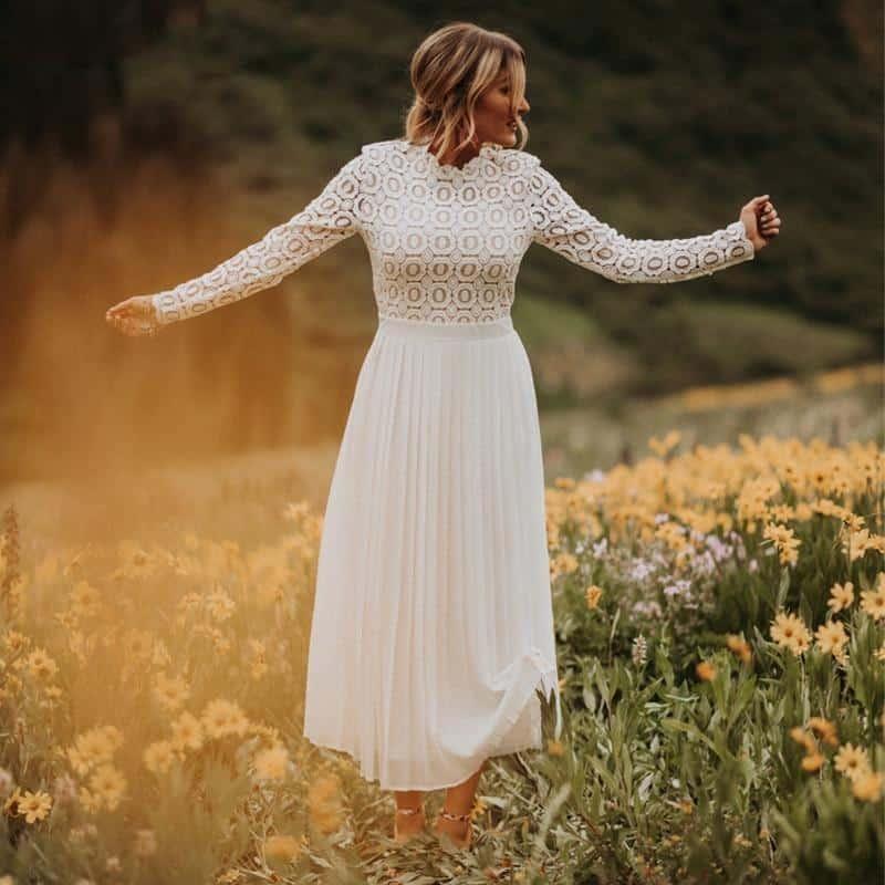 Boho Bridesmaids Dresses and How to Wear Them!