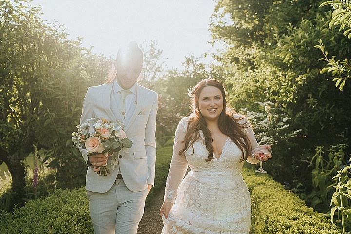 Hayley and Sam's 'Enchanted Forest' Outdoor Wedding in Kent by Grace Elizabeth