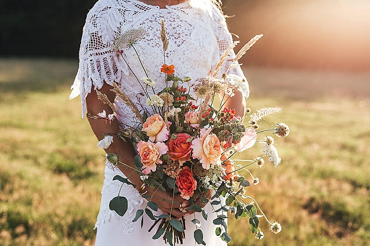 'Dreamy Bohemian' Eco Friendly Outdoor Wedding Inspiration