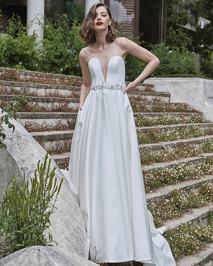 Bridal Style: Elbeth Gillis Grace Collection - Ethereal and Feminine, Elegant and Timeless