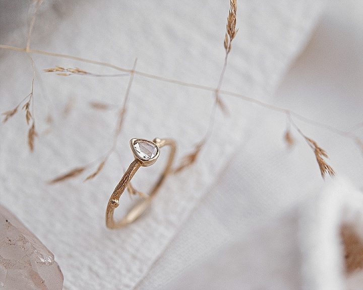 Boho Loves: Alice Stewart Jewellery - Nature-Inspired, Handcrafted, Ethical and Eco-Friendly Engagement Rings and Wedding Jewellery