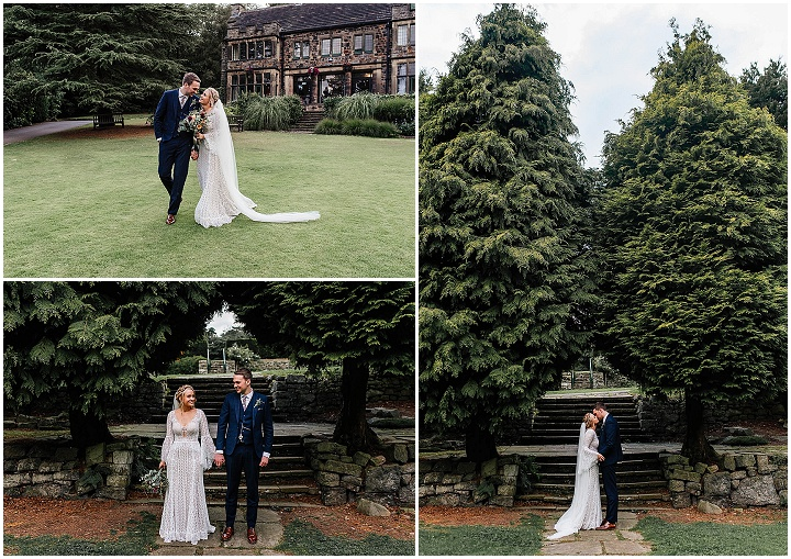 Thomas and Isobel's 'Effortless Boho' Sheffield Weddingby Ufniak Photography