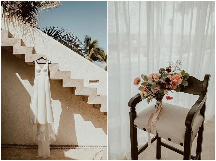 Maria and Andrade's Stunning 'Beach Boho' Wedding in Mexico