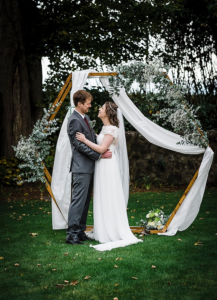 Aislinn and Samuel's Intimate Autumn Wedding in Scotland by Karen Jackson Photography