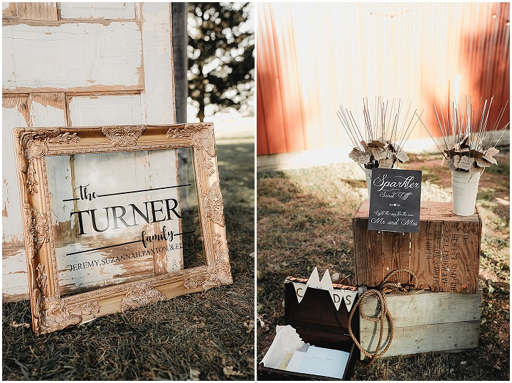 Suzannah and Jeremy's Vintage Inspired Backyard Wedding by Gabriella Sutherland Photography