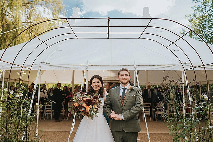Natalie and John's Autumn Themed Barn Weddingby Grace Elizabeth
