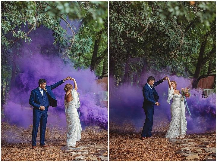 'Colourful Boho' Bright and Beautiful Micro Wedding Inspiration