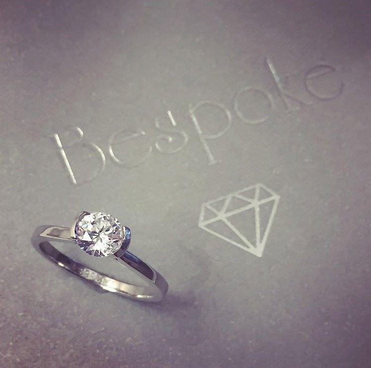 Boho Loves: Bespoke Diamonds - Custom Made Engagement Rings 'Your Ring, Your Way'