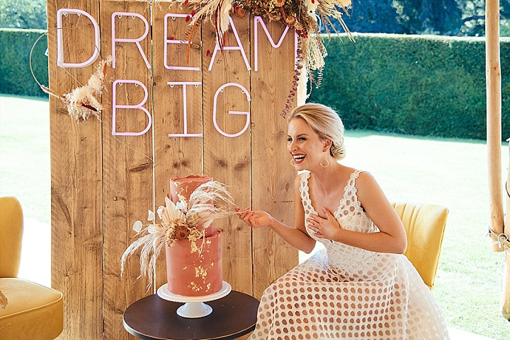 'Fun Boho' Outdoor Wedding Inspiration Mixing Classic Ideas with a Boho Twist