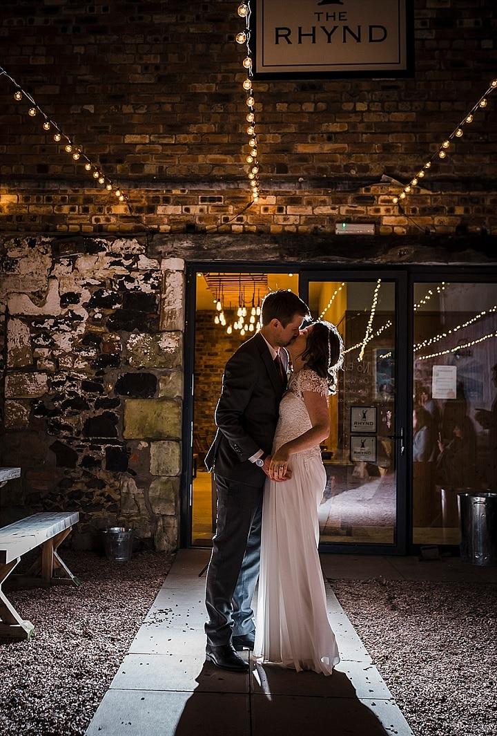 Aislinn and Samuel's Intimate Autumn Wedding in Scotlandby Karen Jackson Photography