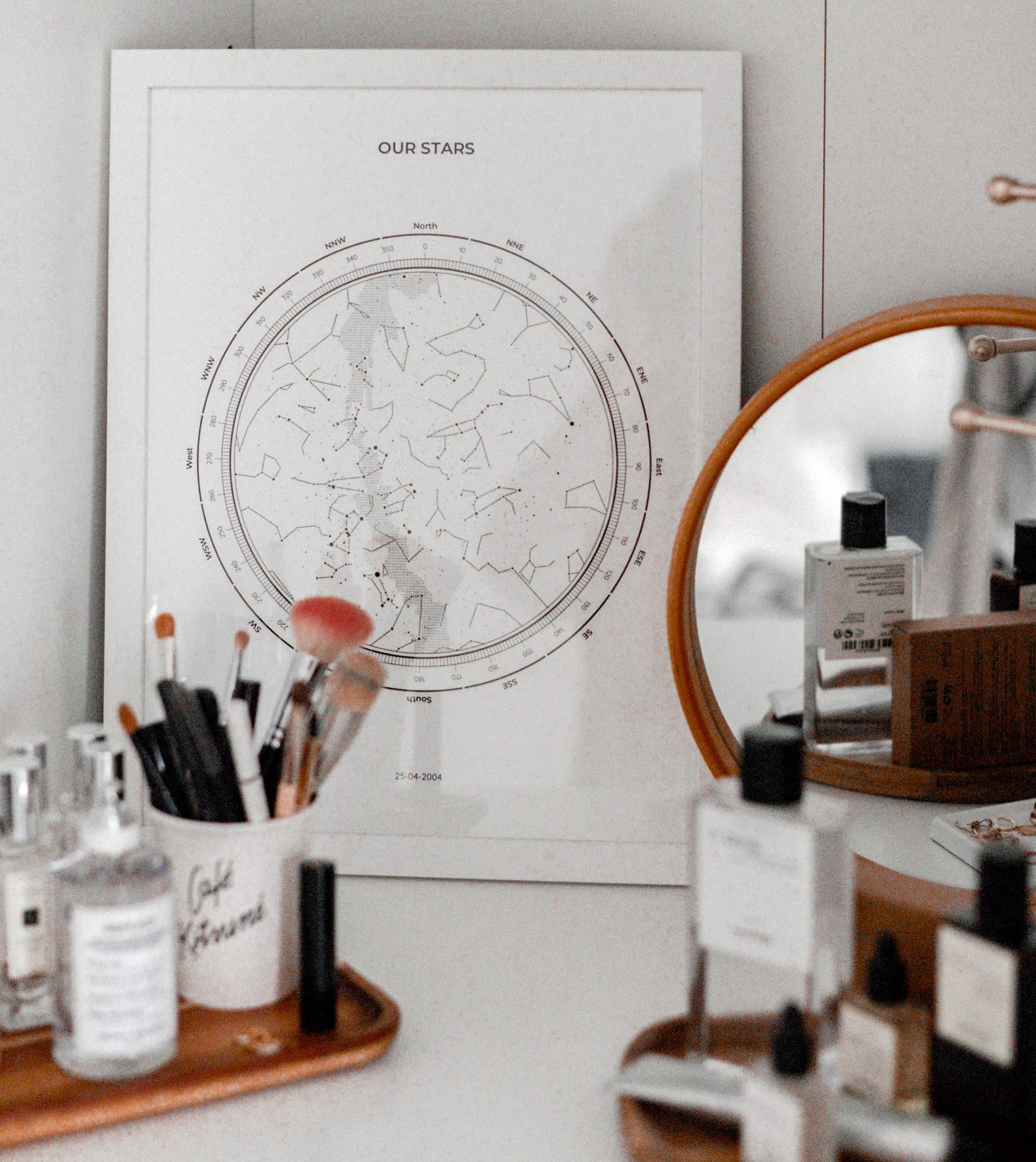 Boho Loves: Under Lucky Stars - Create Your Own Beautifully Designed Star Map